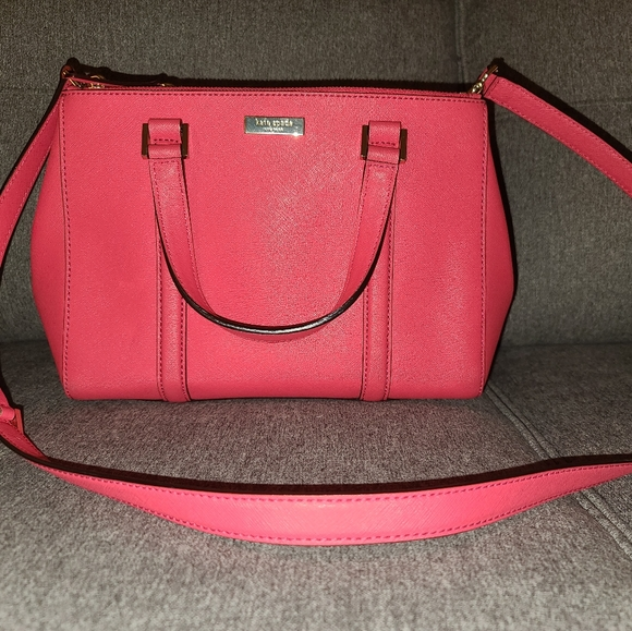 Kate Spade Fuchsia Shoulder Bag